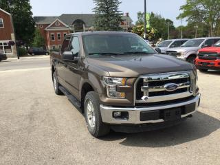 Used 2015 Ford F-150 XLT | 4x4 | Accident Free| Bluetooth for sale in Harriston, ON