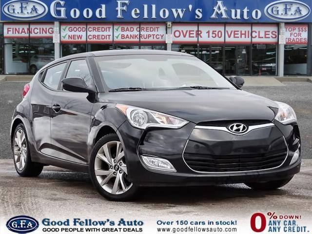 2016 Hyundai Veloster SE MODEL, REARVIEW CAMERA, HEATED SEATS