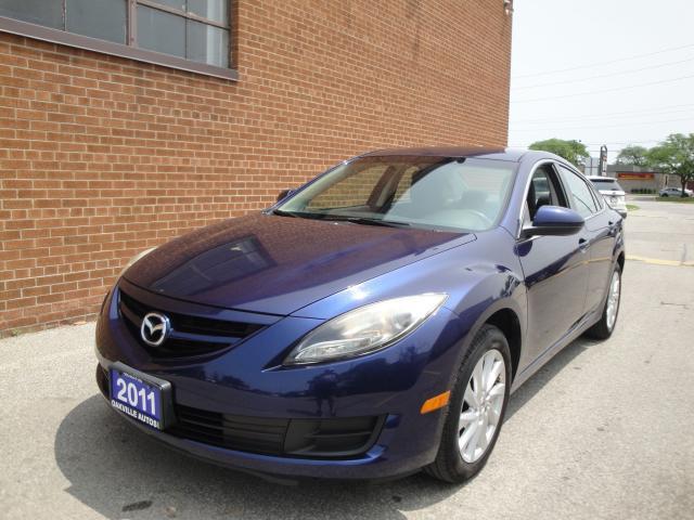 2011 Mazda MAZDA6 GS 1 owner full service records