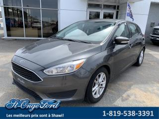 Used 2016 Ford Focus Hatchback SE for sale in Shawinigan, QC