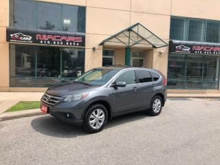 Used 2013 Honda CR-V EX-L**AWD**LEATHER**BACKUP CAM** for sale in North York, ON