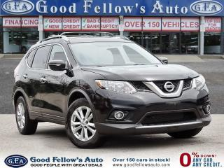 Used 2014 Nissan Rogue SV MODEL, FWD, PANORAMA ROOF, REARVIEW CAMERA,2.5L for sale in Toronto, ON