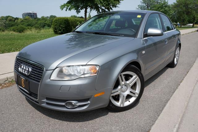 2006 Audi A4 LOW KM'S / SUPER CLEAN / NO ACCIDENTS / 3.2 / NAVI