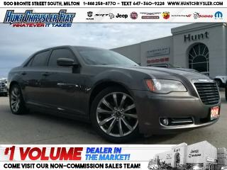 Used 2014 Chrysler 300 S | PANO | NAV | LEATHER | LOADED!!! for sale in Milton, ON