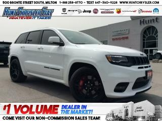 Used 2018 Jeep Grand Cherokee SRT | TOW | 6.4L | BLACKOUT | LOADED!!! for sale in Milton, ON