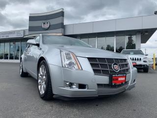 Used 2009 Cadillac CTS 3.6L Leather Sunroof Loaded Only 191Km for sale in Langley, BC