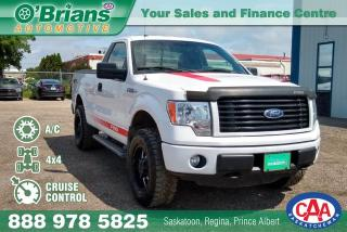 Used 2014 Ford F-150 STX for sale in Saskatoon, SK