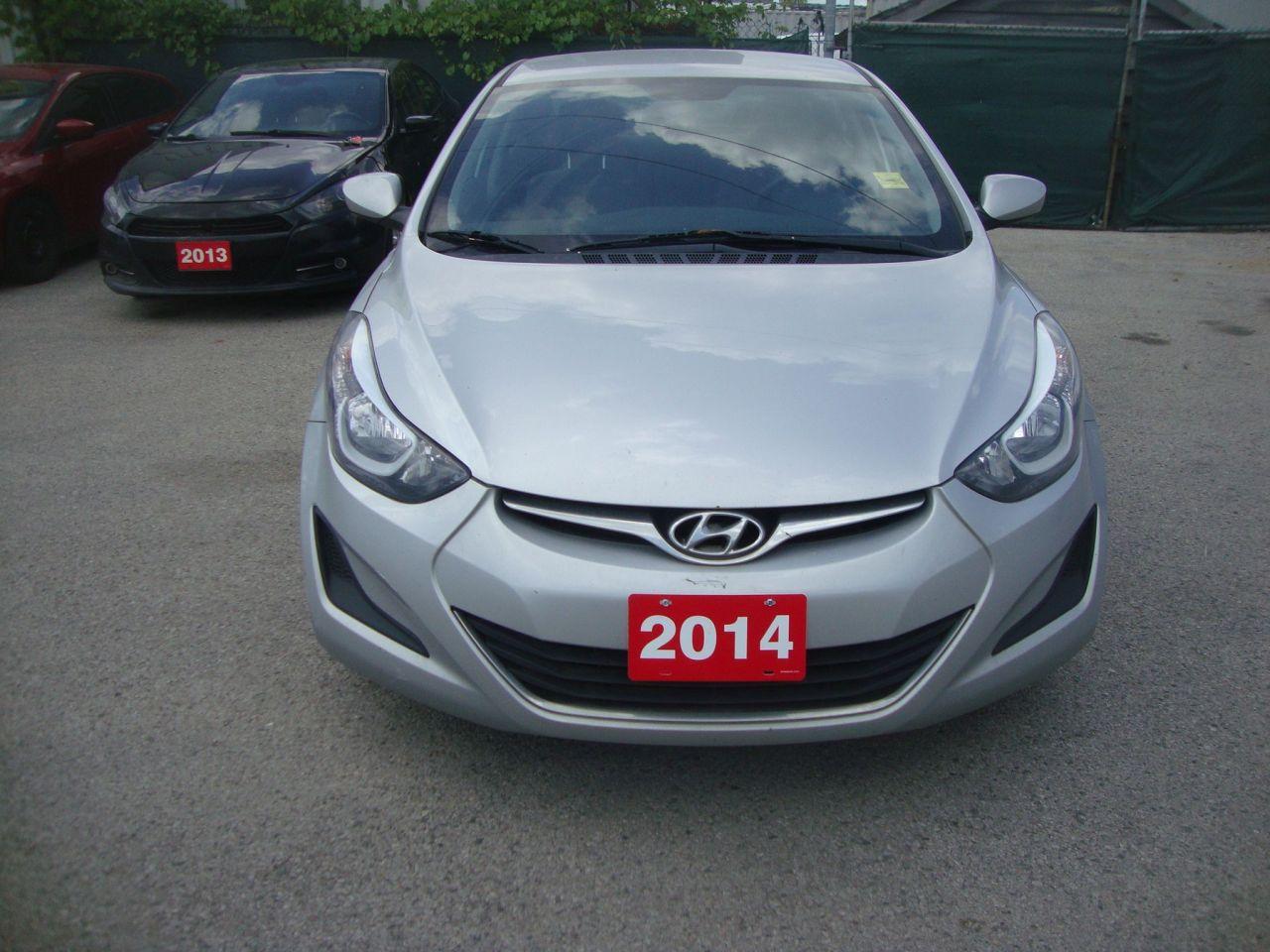 2014 Hyundai Elantra
