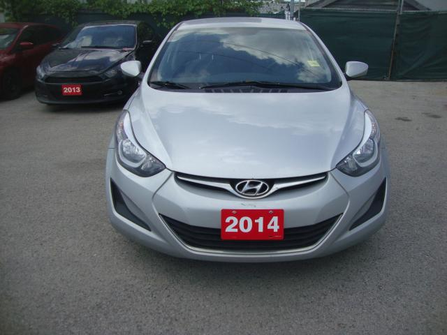 2014 Hyundai Elantra L