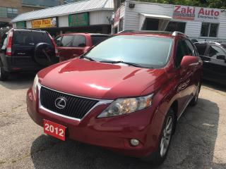 Used 2012 Lexus RX 350 for sale in Toronto, ON
