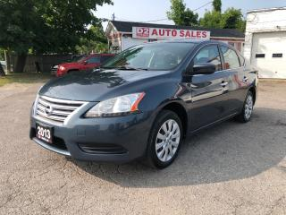 Used 2013 Nissan Sentra Accident Free/Automatic/Comes Certified/Bluetooth for sale in Scarborough, ON
