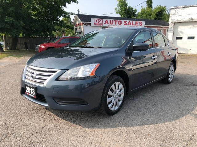 2013 Nissan Sentra Accident Free/Automatic/Comes Certified/Bluetooth