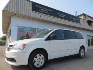 Used 2012 Dodge Grand Caravan FULL STOW AND GO, SUPER LOW KM for sale in Mississauga, ON