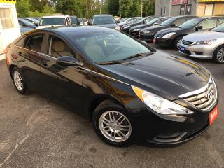 Used 2013 Hyundai Sonata GL/ AUTO/ BLUETOOTH/ ALLOYS/ LOADED/ LIKE NEW! for sale in Scarborough, ON