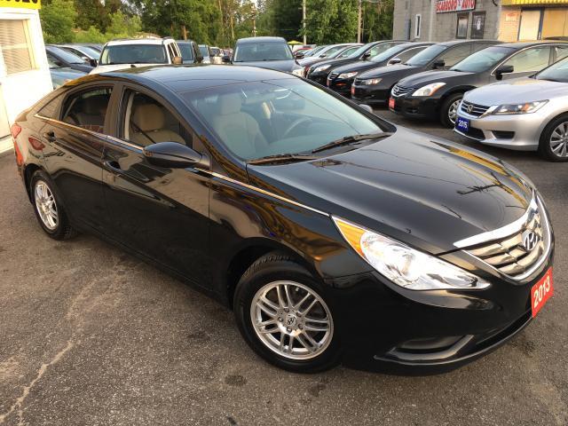 2013 Hyundai Sonata GL/ AUTO/ BLUETOOTH/ ALLOYS/ LOADED/ LIKE NEW!