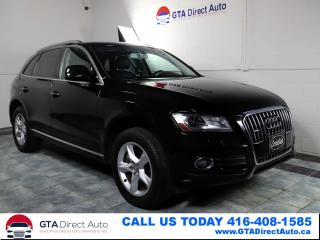 Used 2015 Audi Q5 3.0L TDI Progressiv Leather KeylessGo Certified for sale in Toronto, ON