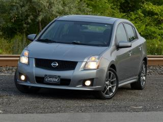 Used 2010 Nissan Sentra SE-R,NAVIGATION,REAR-CAM,FULLY LOADED,NO-ACCIDENTS for sale in Mississauga, ON