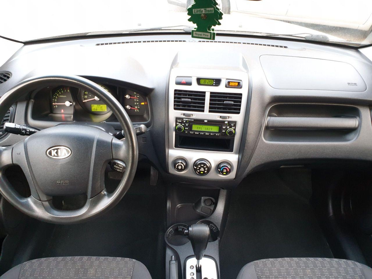 2008 Kia Sportage
