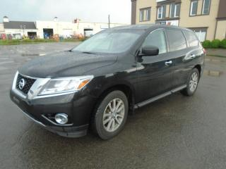 Used 2014 Nissan Pathfinder 7 PASSAGERS 4 portes SL for sale in Mirabel, QC