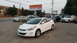 Used 2012 Hyundai Elantra GLS for sale in Toronto, ON