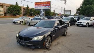 Used 2009 BMW 7 Series 750i for sale in Toronto, ON