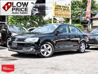 Used 2013 Volkswagen Jetta Sedan TDi*Sunroof*Automatic*Alloys*Camera*OffLeaseUnit* for sale in Toronto, ON