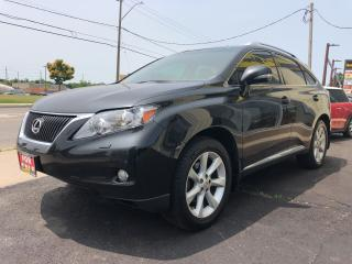 Used 2012 Lexus RX 350 for sale in Kitchener, ON