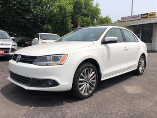 Used 2012 Volkswagen Jetta Sedan Highline - Diesel for sale in Kitchener, ON