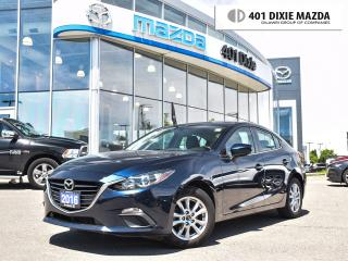 Used 2016 Mazda MAZDA3 GS|ONE OWNER|NO ACCIDENTS|1.9% FINANCE AVAILABLE for sale in Mississauga, ON