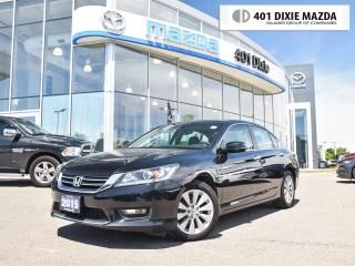 Used 2015 Honda Accord EX-L|ONE OWNER|NO ACCIDENTS for sale in Mississauga, ON