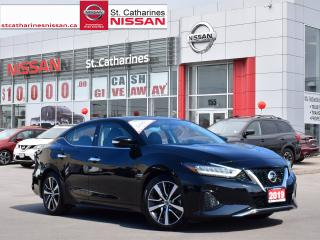 Used 2019 Nissan Maxima 2019 Nissan Maxima - SL Sedan for sale in St. Catharines, ON