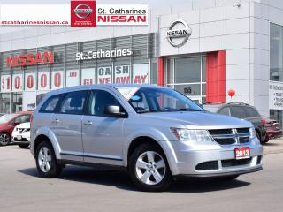 Used 2013 Dodge Journey 2013 Dodge Journey - FWD 4dr Canada Value Pkg for sale in St. Catharines, ON