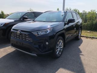 New 2019 Toyota RAV4 LIMITED  for sale in Pickering, ON