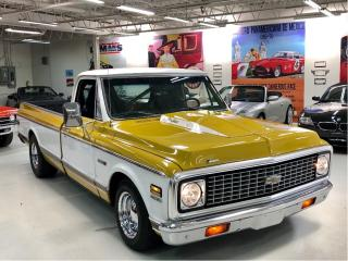Used 1972 Chevrolet C1500/K1500 Cheyenne  454 SuperCharged + Nitrous for sale in Paris, ON