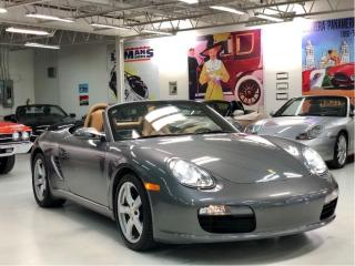 Used 2007 Porsche Boxster TIPTRONIC for sale in Paris, ON