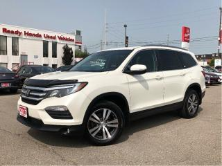 Used 2017 Honda Pilot EX-L Navi - Leather - Sunroof for sale in Mississauga, ON