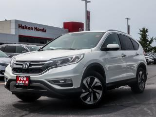Used 2015 Honda CR-V Touring for sale in Burlington, ON