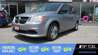 Used 2014 Dodge Grand Caravan SXT ** DVD Player, 1 Owner, Clean CarFax ** for sale in Bowmanville, ON