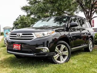 Used 2012 Toyota Highlander Base 4WD|NO ACCIDENTS for sale in Burlington, ON