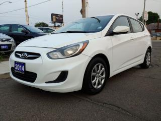 Used 2014 Hyundai Accent GLS / IMMACULATE CONDITION / ONLY 141000 KMS!!! for sale in Hamilton, ON