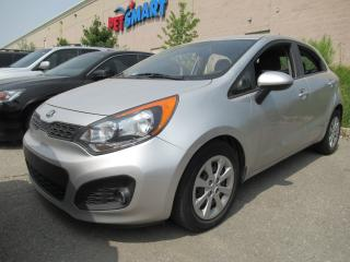 Used 2013 Kia Rio LX+, ECO MODE!!!! for sale in Brampton, ON