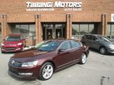 2013 Volkswagen Passat TDI | NO ACCIDENTS | LEATHER | SUNROOF | SPORT | B\T
