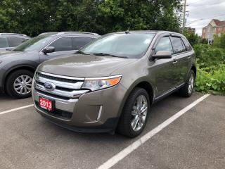 Used 2016 Ford Edge SPORT for sale in Pickering, ON