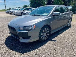 Used 2012 Mitsubishi Lancer 4dr Sdn SE FWD, auto, 2 sets rims & tires for sale in Halton Hills, ON