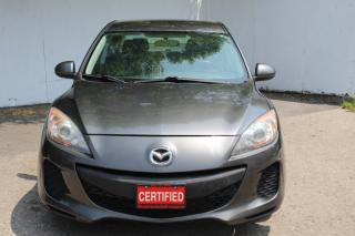 Used 2012 Mazda MAZDA3 GX power option air conditioning for sale in Mississauga, ON