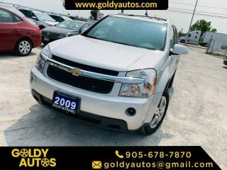 Used 2009 Chevrolet Equinox 4dr Sdn 1LT for sale in Mississauga, ON