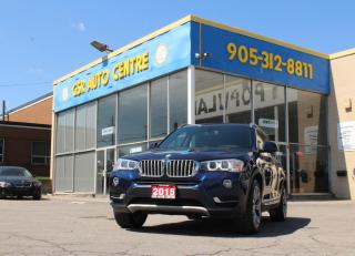 Used 2015 BMW X3 xDrive28i | TEST DRIVE TO YOU| NAV | PANO ROOF | BACK UP CAMERA | for sale in Hamilton, ON