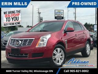 Used 2014 Cadillac SRX AWD V6 Luxury 1SB  PANO ROOF|REAR CAM| for sale in Mississauga, ON