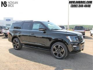 Used 2019 Ford Expedition Limited   - Navigation -  Sunroof for sale in Paradise Hill, SK
