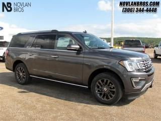 Used 2019 Ford Expedition Max Limited 4x4  - Navigation for sale in Paradise Hill, SK